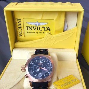 Invicta Men's Watch 80048 sea spider swiss quartz